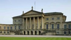 Keddleston Hall, my inspiration for Kinningsely