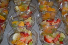 Frozen Fruit Cups {A Pioneer Woman (adapted) recipe}