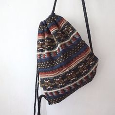 Special Discount: Hippie Drawstring Backpack (12 Styles)