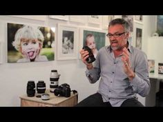 Learn how to shoot great portraits in this photographer tutorial. Graham Monro, EOS Master and Professional Commercial Photographer, talks about his tips on taking portraits and the gear he uses such as the Canon 5D Mark II. Graham talks about his experience in the domestic field of photography as well as the importance of lighting and compositi...