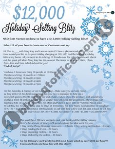 Mary Kay® Holiday Selling Blitz! http://www.blog.qtoffice.com/mary-kay-holiday-selling-blitz-flyer-freebie/