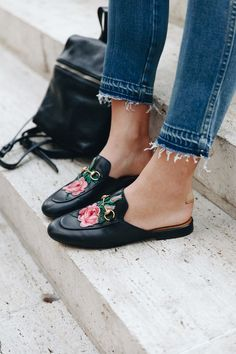 Floral-printed shoes are a trend we're super excited about this spring, and these three stylish ladies' looks help capture why we're so thrilled. Take a look below and be sure to let us know which...