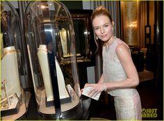 Kate Bosworth & Michael Polish Celebrate Van Cleef & Arpels!   kate bosworth michael polish celebrate van cleef arpels 02 - Photo