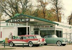 Sinclair 1950's