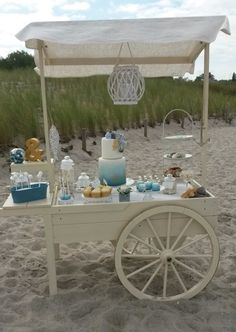 Pallet Furniture, Outdoor Furniture Sets, Outdoor Decor, Candy Cart, Table Decorations, Inspiration, Wedding, Beach, Home Decor