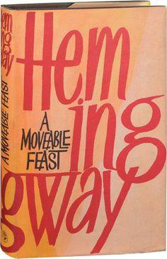 A Moveable Feast de Ernest Hemingway