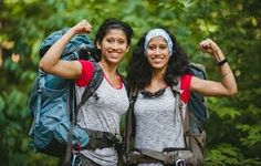 Tashi and Nungshi Malik are the first siblings and twins to climb the Seven Summits.