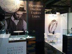 Cape Town Diamond Museum & Shimansky at Tourism Indaba 2013   XZIBIT