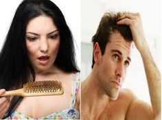 How Different Is Female Hair Loss From Male Pattern Baldness