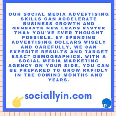 Social Media Agency - The Best Marketing & Advertising Solutions Social Media Marketing Agency, Advertising Agency, Influencer Marketing, Build Your Brand, The Help, Encouragement, Target, Thoughts, Button