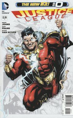 Justice League # 0 DC Comics The New 52! Vol 2