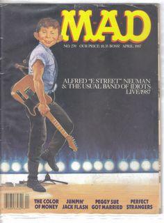 Mad Magazine No.270 April 1987