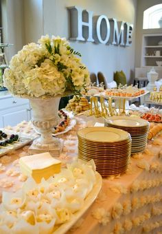 HOW TO HOST A BEAUTIFUL BRIDAL SHOWER - After Orange County