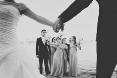 Rustic Glamour California Beach Wedding | Bridal Musings | A Chic and Unique Wedding Blog