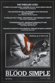 Kansiz – Blood Simple. (1984)