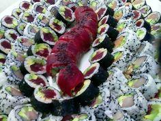 sushi tuna roll