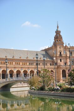Travelling, Seville, Spain, Andalucia