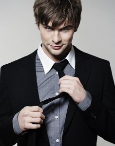 Chace Crawford - He should probably play Christian Grey in Fifty Shades... just sayin..