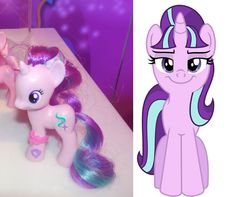 Starlight Glimmer  Do you know what this means= Twilight Sparkle × Sunset Shimmer. Oh No