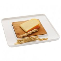 Maxwell & Williams Bamboo Square 2 Pc Platter - Min Orders by Maxwell & Williams - Perkal Corporate Gift & Promotional Clothing Importers SA. - Perkal proudly offers the largest range of Corporate Gifts, Promotional Gifts, Promotional Serving Plates, Serving Dishes, Maxwell Williams, Promotional Clothing, Kitchen Gallery, Cheese Platters, Salad Bowls, Bamboo, Snacks