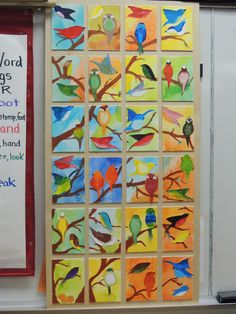 auction art | ... the Amazing Classroom Art for the Auction! | Mt. Erie Elementary PTA