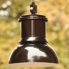 Classic Outdoor Factory Pending Light Jena by Bolich Leuchten