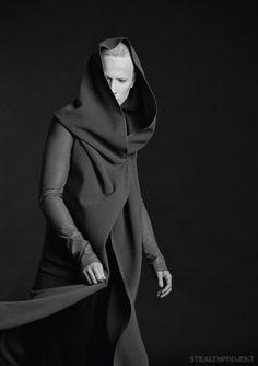 futuristic outfit