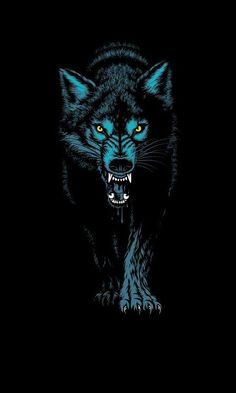 48211297 Alpha Wolf in 2020 Tier Wallpaper, Wolf Wallpaper, Wallpaper Pictures, Animal Wallpaper, Angry Wolf, Wolf Artwork, Werewolf Art, Fantasy Wolf, Wolf Pictures
