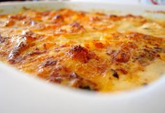 Spicy Scalloped Potatoes   from The Inner Gourmet
