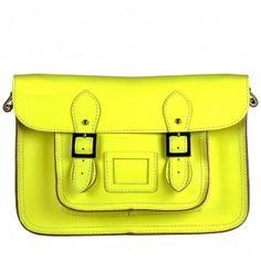 Bolso Satchel Amarillo Cambridge Satchel, Adult Children, Pop, Bags, Yellow, Handbags, Popular, Pop Music, Taschen