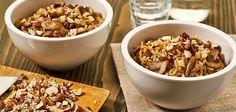 Rijst met paddenstoelen en noten Cereal, Breakfast, Food, Morning Coffee, Essen, Meals, Yemek, Breakfast Cereal, Corn Flakes
