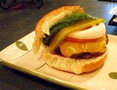 burger recipes | Best Grilled Hamburger Recipe Ever