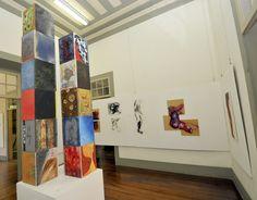 Exposição traz proposta de reunir arte pós-contemporânea