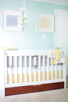 Will's Yellow & Aqua Abode My Room | Apartment Therapy