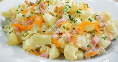Las ensaladas de pasta frías son perfectas para el verano, aunque se pueden comer en cualquier época del año. La de hoy es muy fácil y...