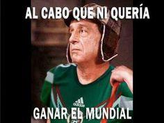 """Holanda vs. México: Gánate con los mejores memes de la eliminación de los """"charros"""""""