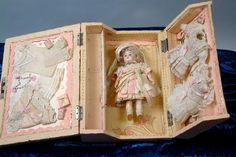 "Incredible French Market 8"" 1079 Simon & Halbig Doll With Her from kathylibratysantiques on Ruby Lane"