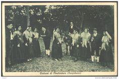 costume di Vinchiaturo