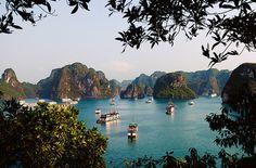 Vietnam | Schweizer Familie