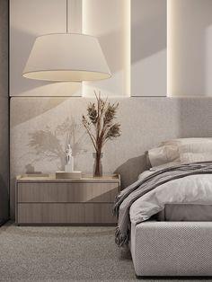 Master Bedroom Interior, Master Bedroom Design, Modern Bedroom, Bedroom Decor, Minimal Bedroom Design, Interior Minimalista, Home Interior Design, Interior Architecture, Suites
