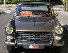 PEUGEOT 404 Super Luxe | Voitures Vintage