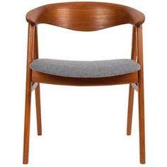 Erik Kirkegaard Compass Chair, circa 1960