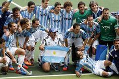 Los Leones hicieron historia: lograron la medalla de bronce en el Mundial - Yahoo Deportes Argentina