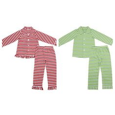 2884da992c PRE-ORDER Personalized Adult Button Red and White Christmas Pajamas- Sizes  small-Xlarge