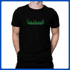Teeburon Country equalizer T-Shirt - Cities countries flags shirts (*Amazon Partner-Link)