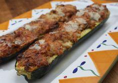 Stuffed Zucchini - Cucuzza Bella — Italiafornia