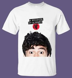 dfd13f832d6 Calum Hood 5SOS T Shirt Clothing Design MyTeeShirt by MyTeeShirt