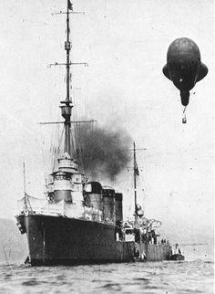Light cruiser Tatsuta, 1927