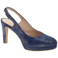 ROSEMETAL Chaussures ROSEMETAL J1154A - Couleur : Marine - Chaussures Femme…