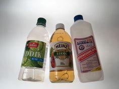 Bytt ut miljøskadelige og helsefarlige vaskemidler med ingredienser fra matskapet.